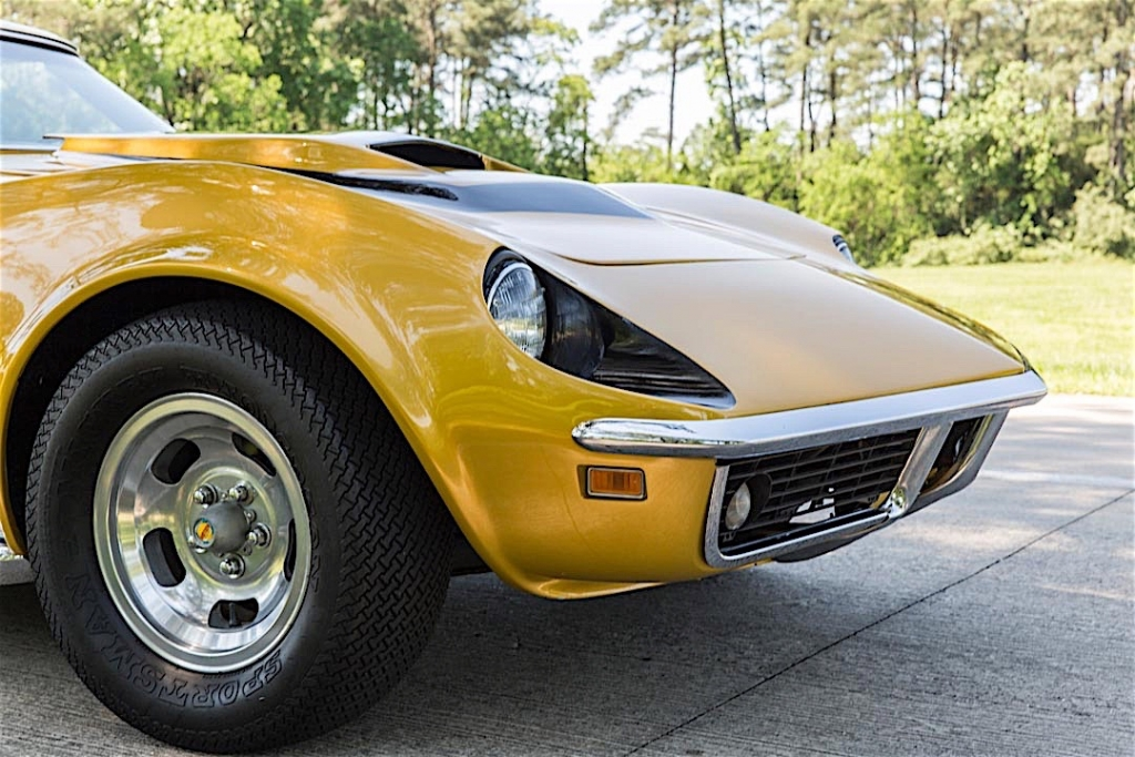 Baldwin Motion Air Cleaner : Phase iii gt corvette by baldwin motion performance