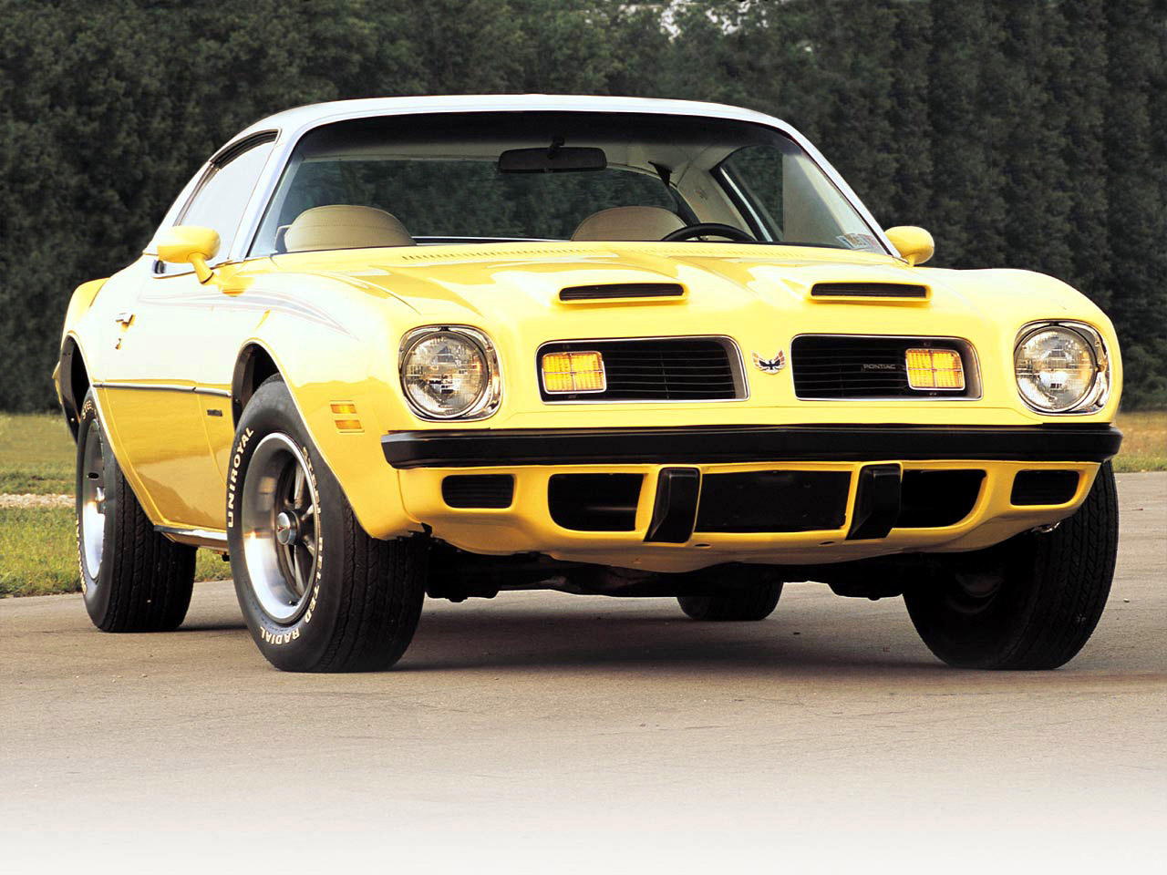 Pontiac Firebird: 1970-1981,