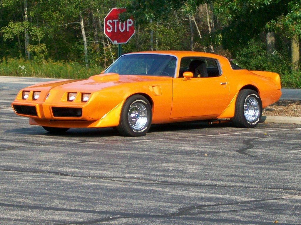 Pontiac Firebird: 1970-1981, 2nd generation