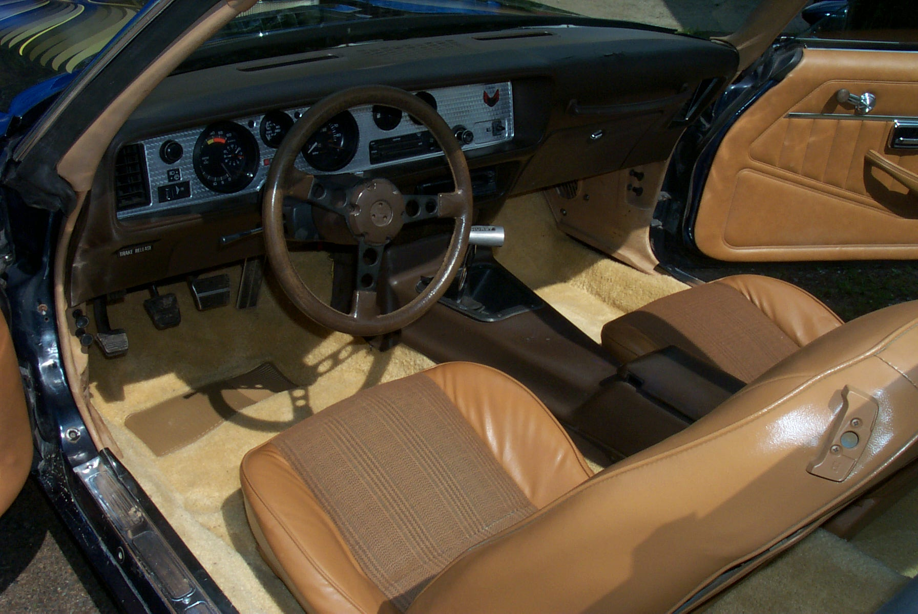 1981 Pontiac Trans Am Interior Great Pictures