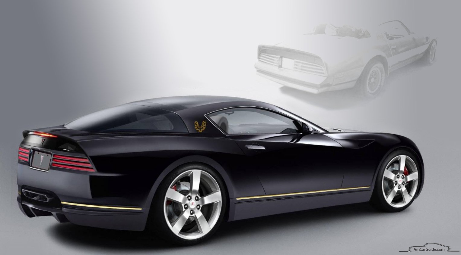 Pontiac trans am concept