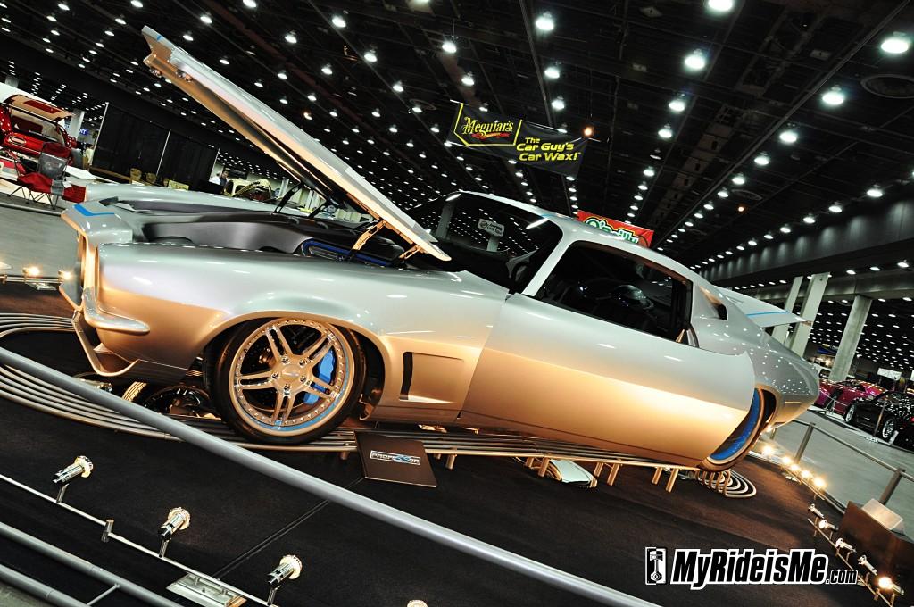 6Th Gen Camaro >> The Professor: custom '71 Camaro | AmcarGuide.com ...