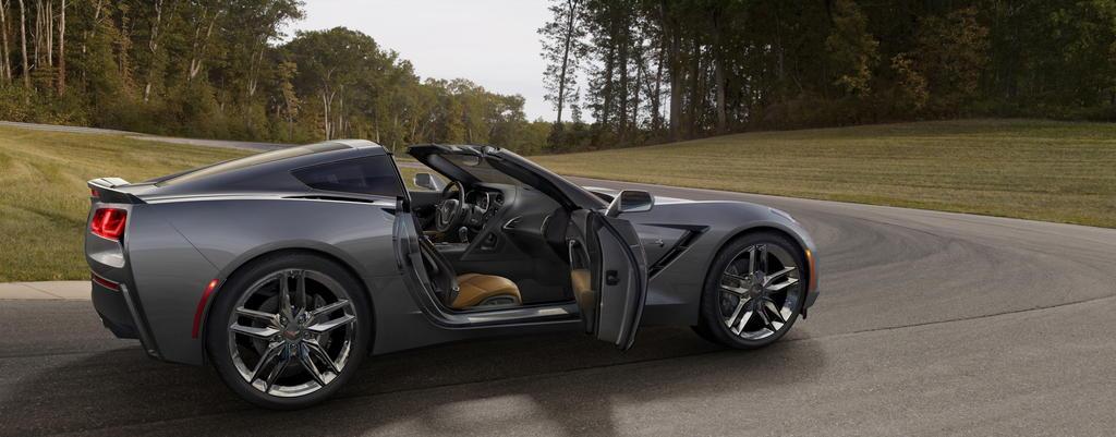 RE: Geneva Motor Show 2013: Corvette - Page 1 - General ...