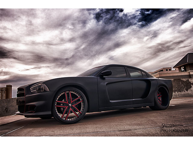 Back Up Sensors >> The Reaper – 2011 Charger R/T | AmcarGuide.com - American muscle car guide