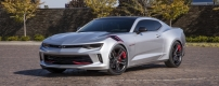 Camaro Red Line Series concept