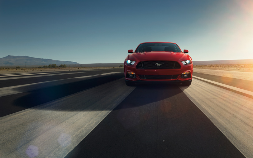 Ford Mustang High Quality Photo