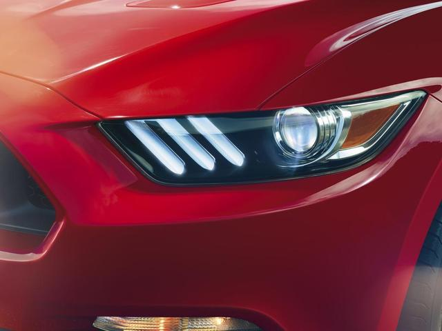 2015 Mustang production started on 14 07 2014 | AmcarGuide