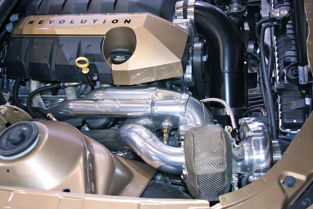 2011 XS Supersport Camaro