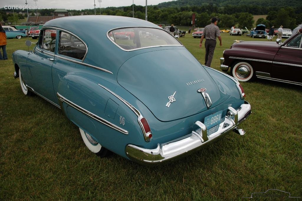 Page1on 1949 Chevrolet Fastback
