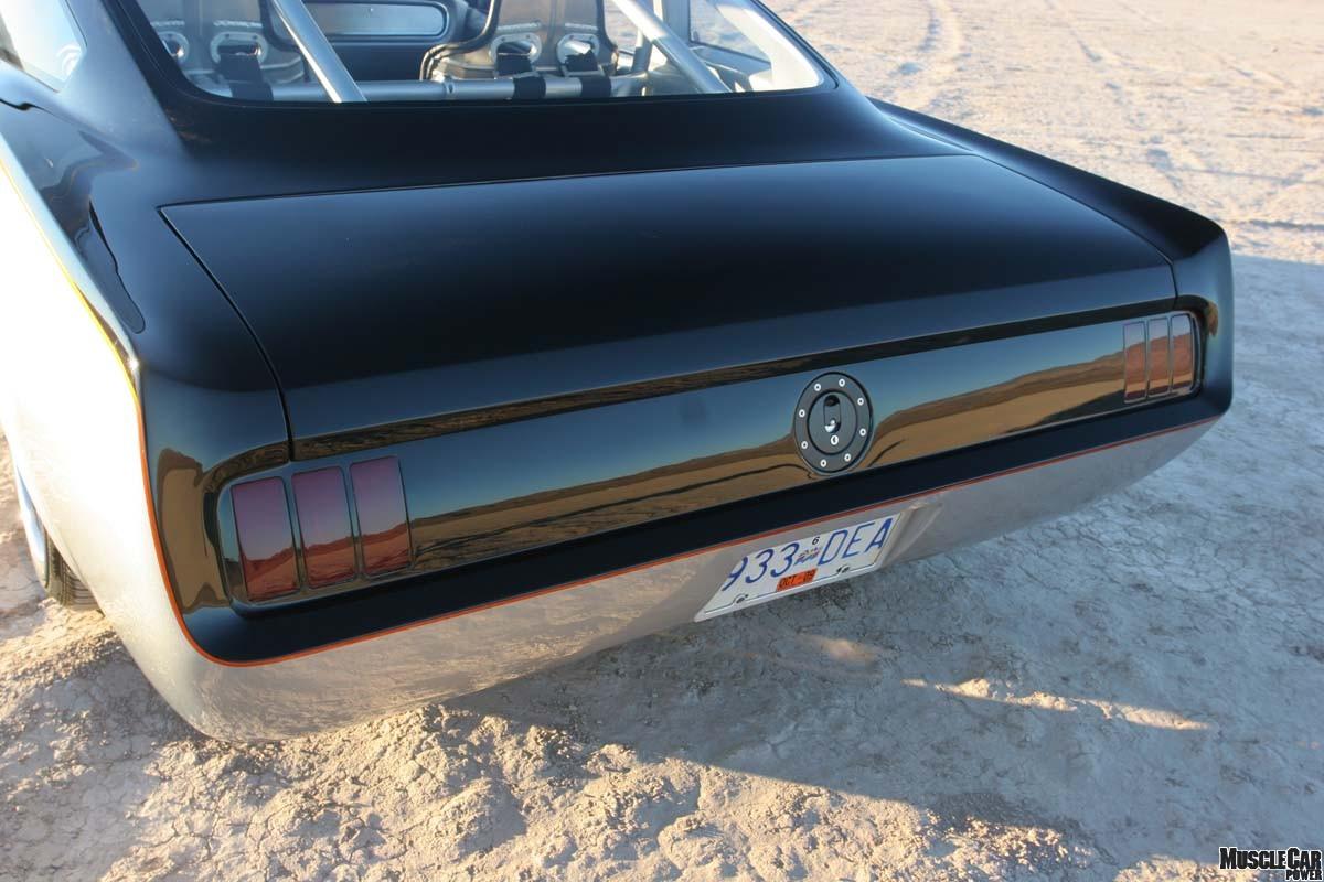 Rosie 1966 Mustang