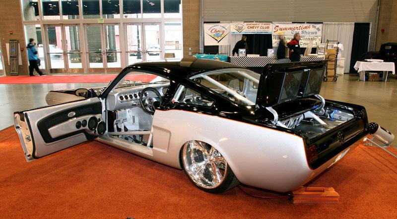 Rosie 1966 mustang amcarguide american muscle car guide 8 rosie 1966 ford mustang custom sciox Choice Image