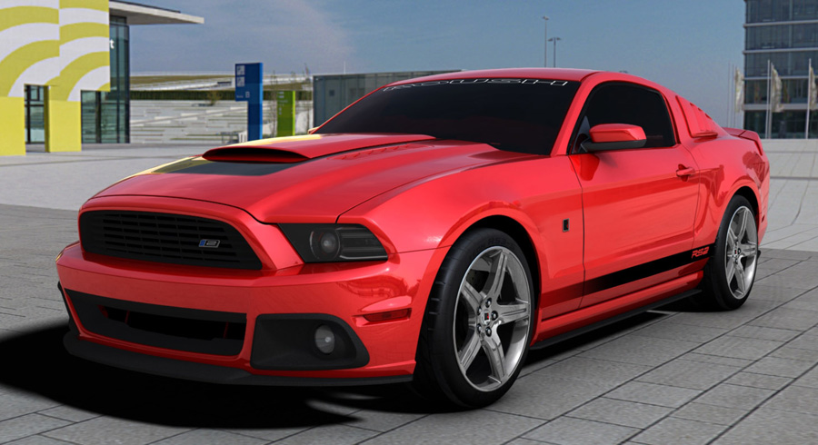 Roush Packages For 2013 Mustang Amcarguide Com