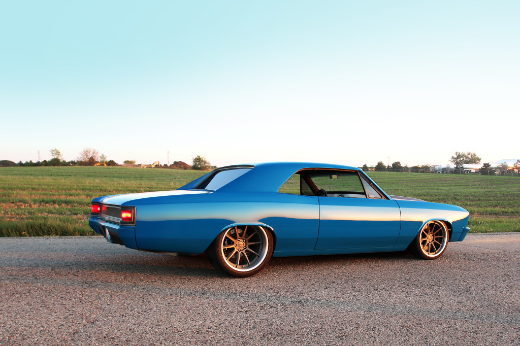1967 Chevelle by the Roadster Shop | AmcarGuide com - American