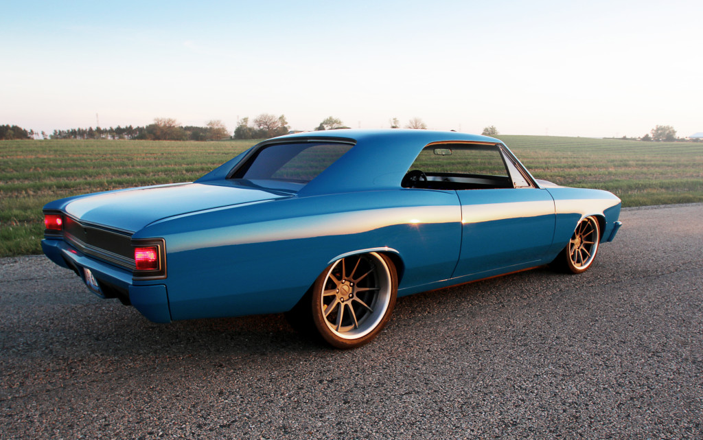 Project Muscle Cars For Sale >> 1967 Chevelle by the Roadster Shop | AmcarGuide.com ...