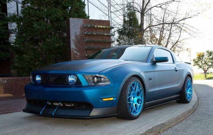 RTR Mustang