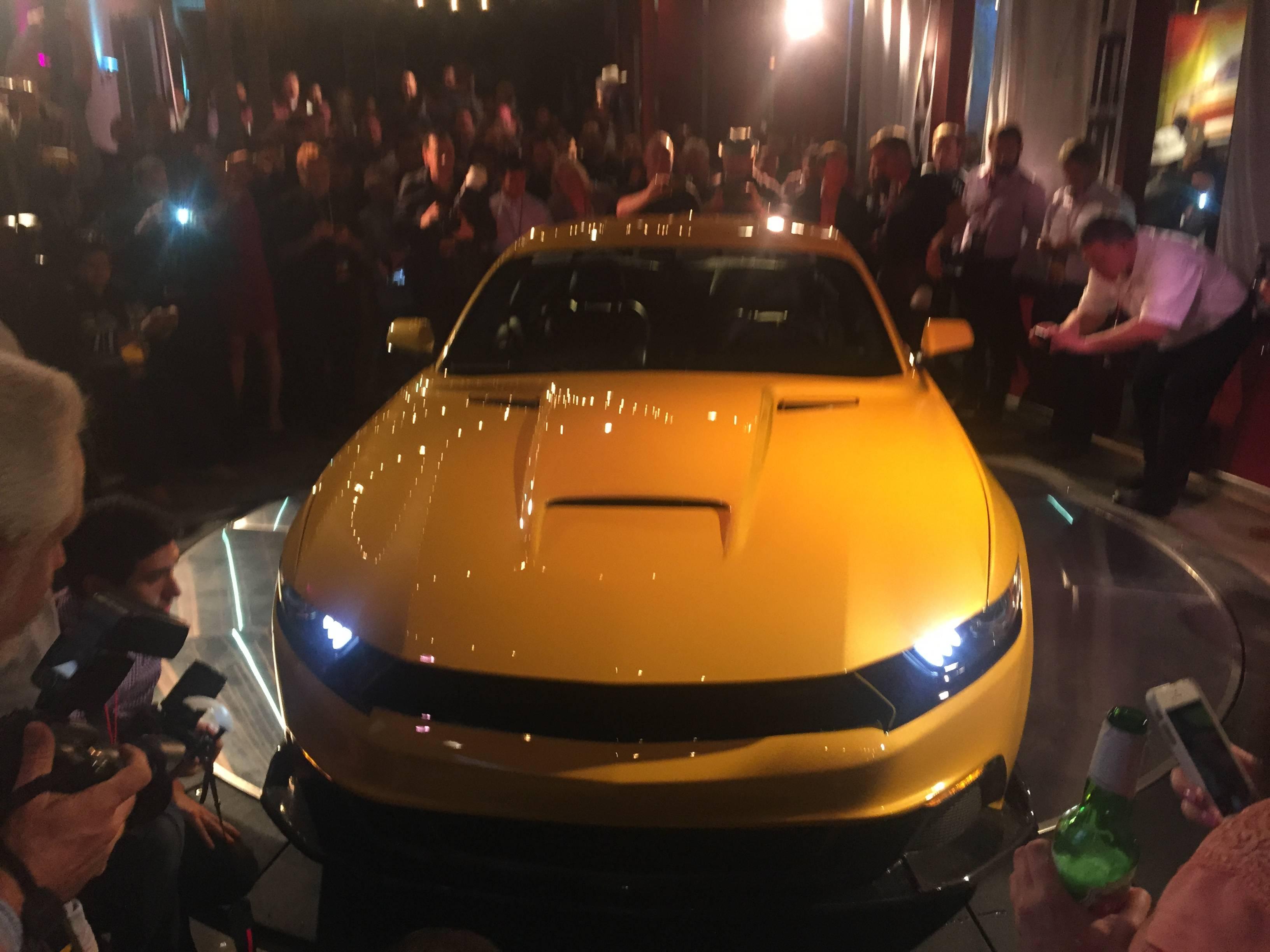 2015 Mustang Saleen S302 Black Label | AmcarGuide.com ...