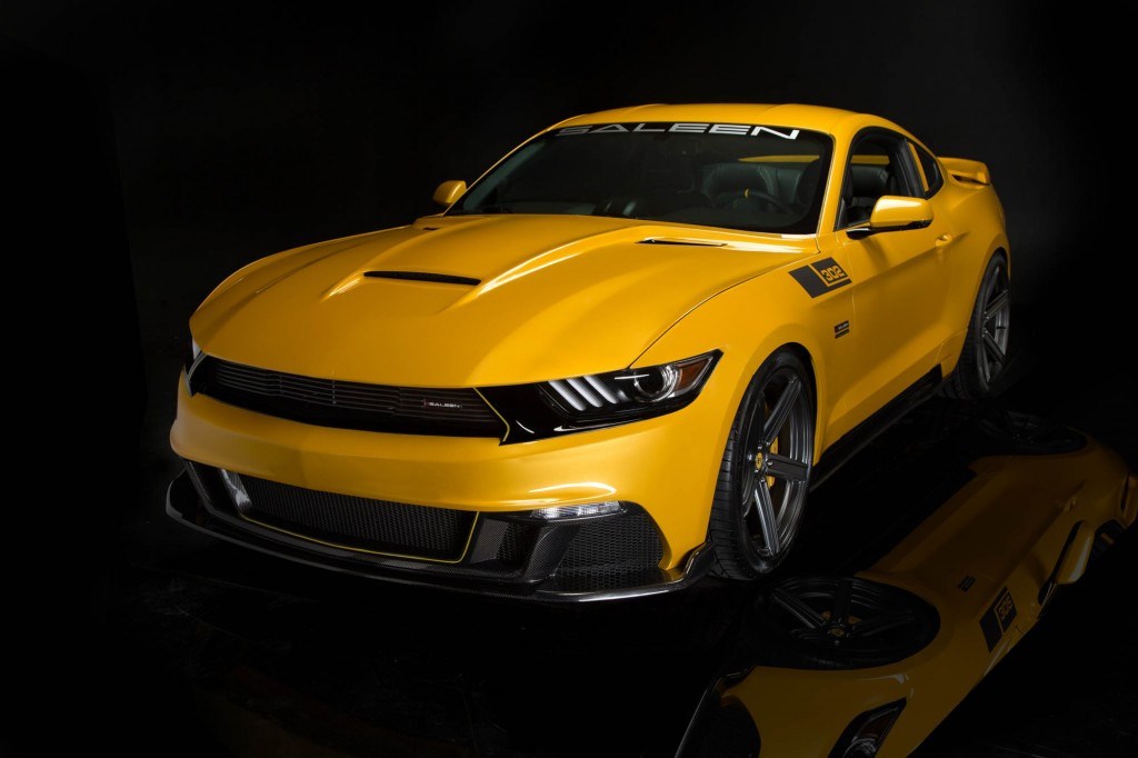 2015 Mustang Saleen S302 Black Label | AmcarGuide.com ...