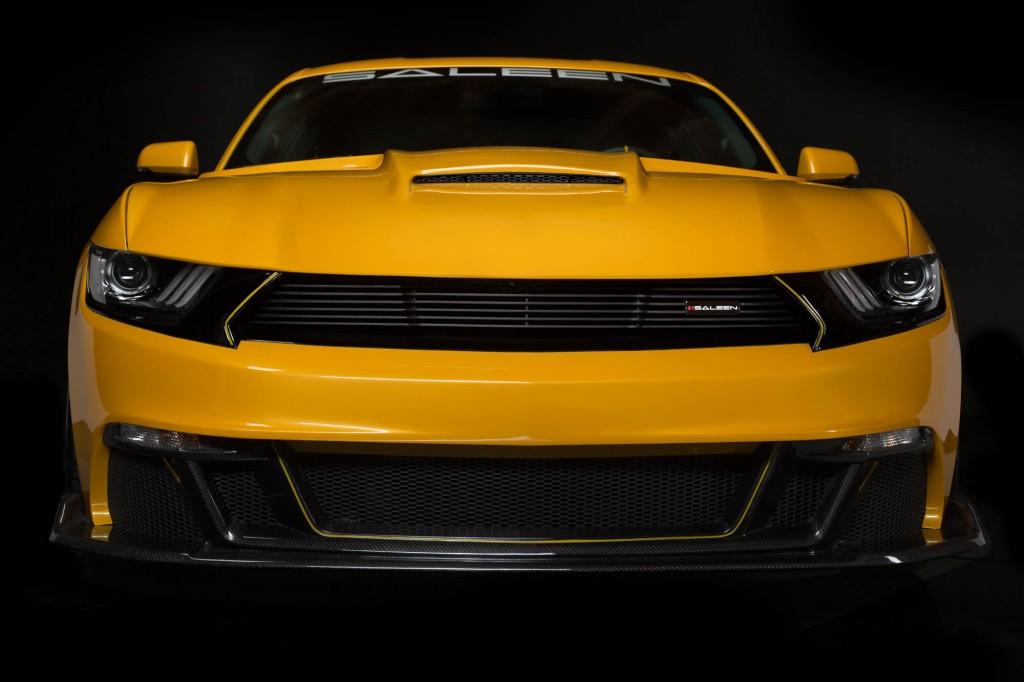 2015 Mustang Saleen S302 Black Label