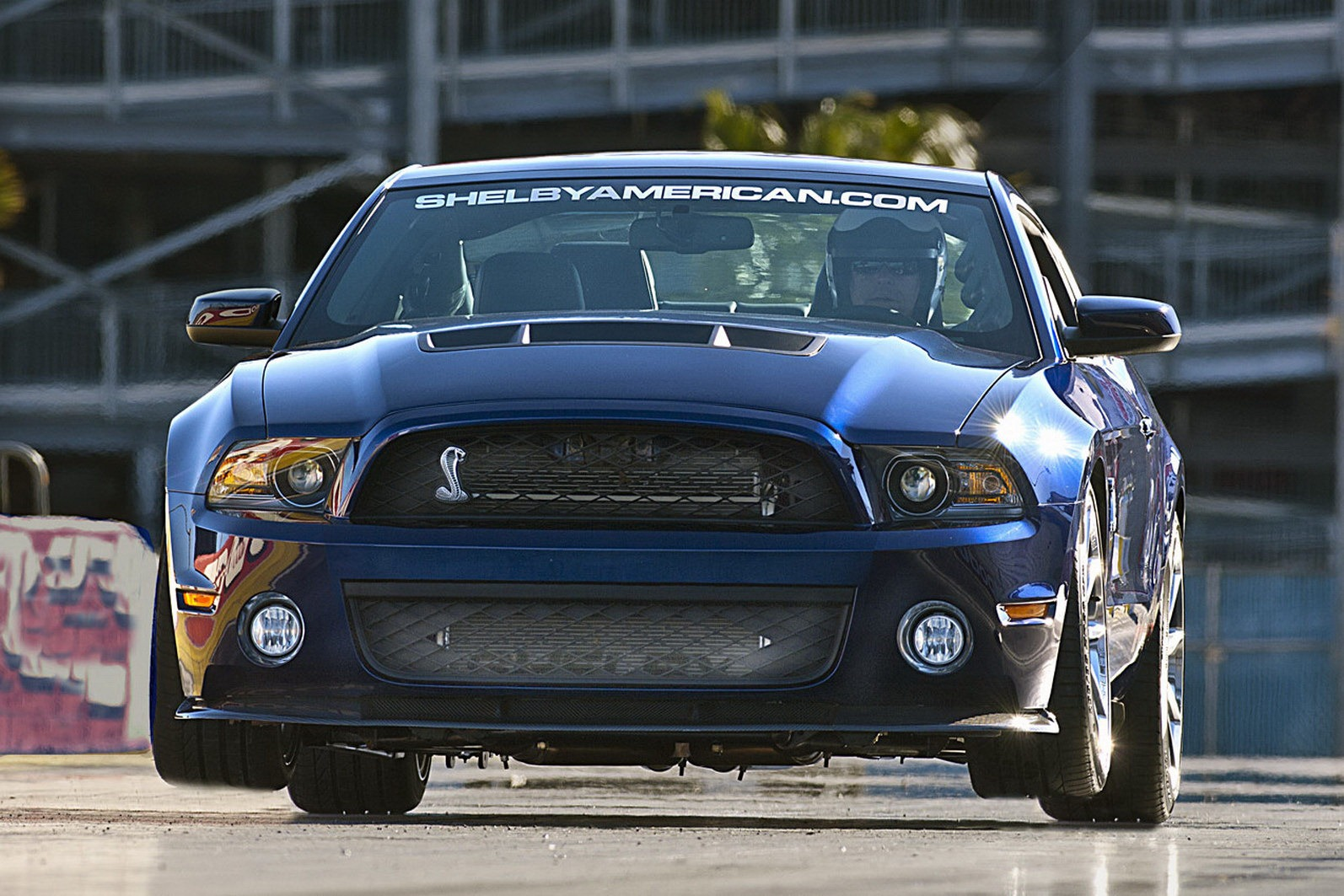 2012 Mustang Shelby 1000 With 950 Hp Amcarguide Com American Muscle Car Guide