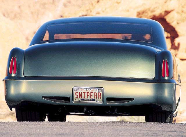 Runner Redesign >> 1954 Plymouth Custom – the Sniper | AmcarGuide.com