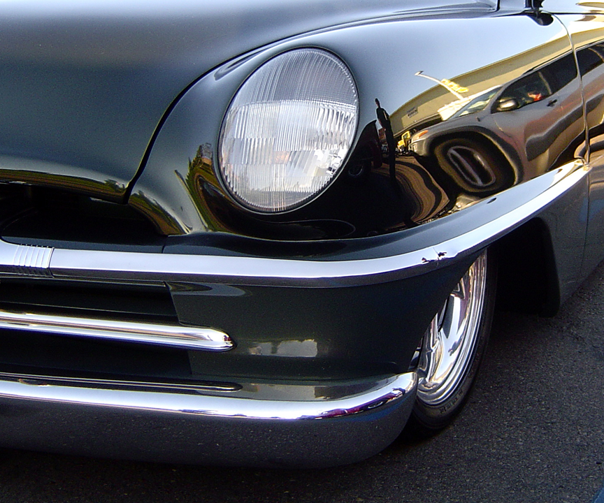 Plymouth Custom The Sniper Foose on 1997 Dodge Headlights
