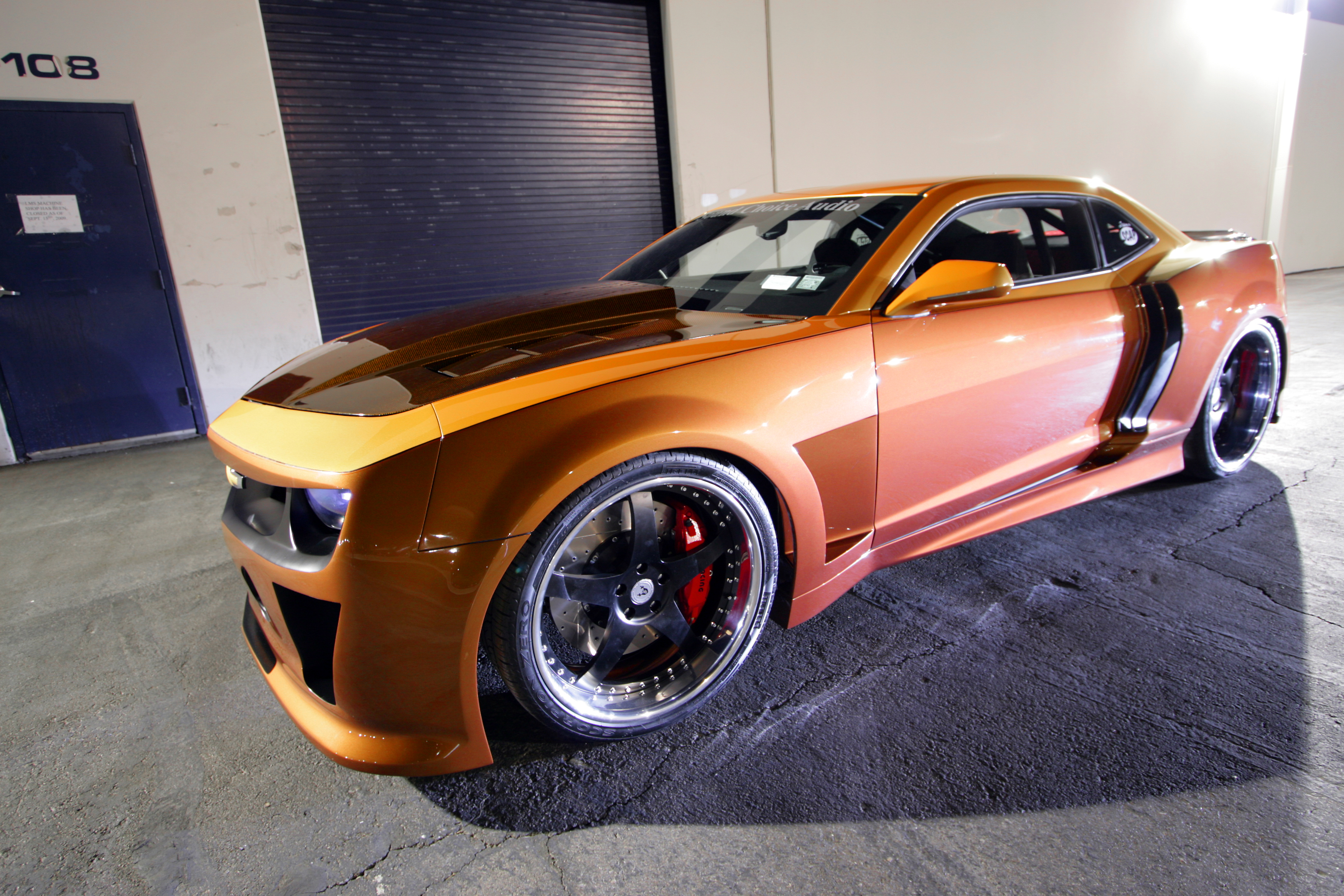 Sound Choice Camaro