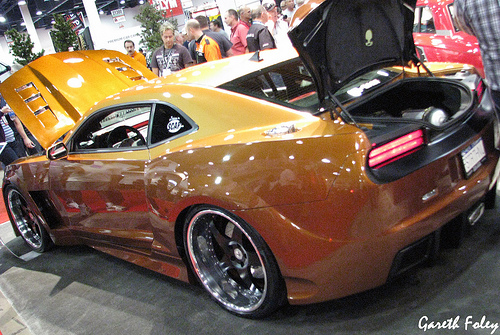 Sound Choice Audio Performance Widebody Camaro