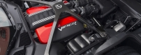 2015 Dodge Viper is powered by legendary, handcrafted, all-alumi