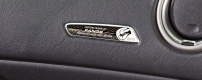 2015 Dodge Viper GTC model features a personalized dash badge