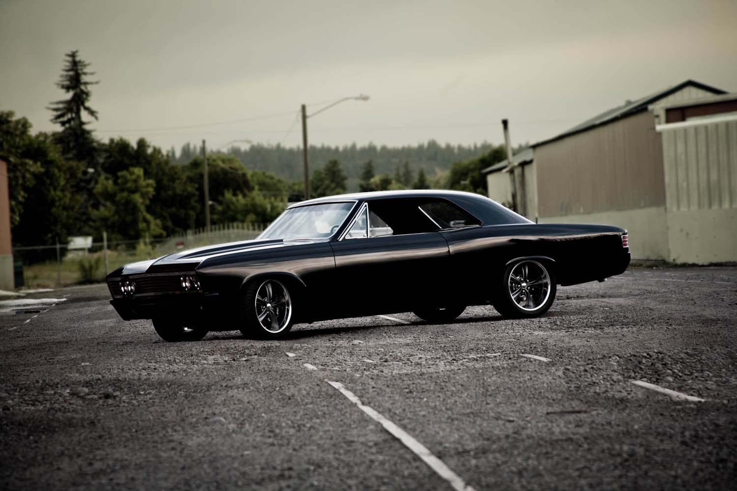 The Sickness 1967 Chevelle SS By OCD Customs