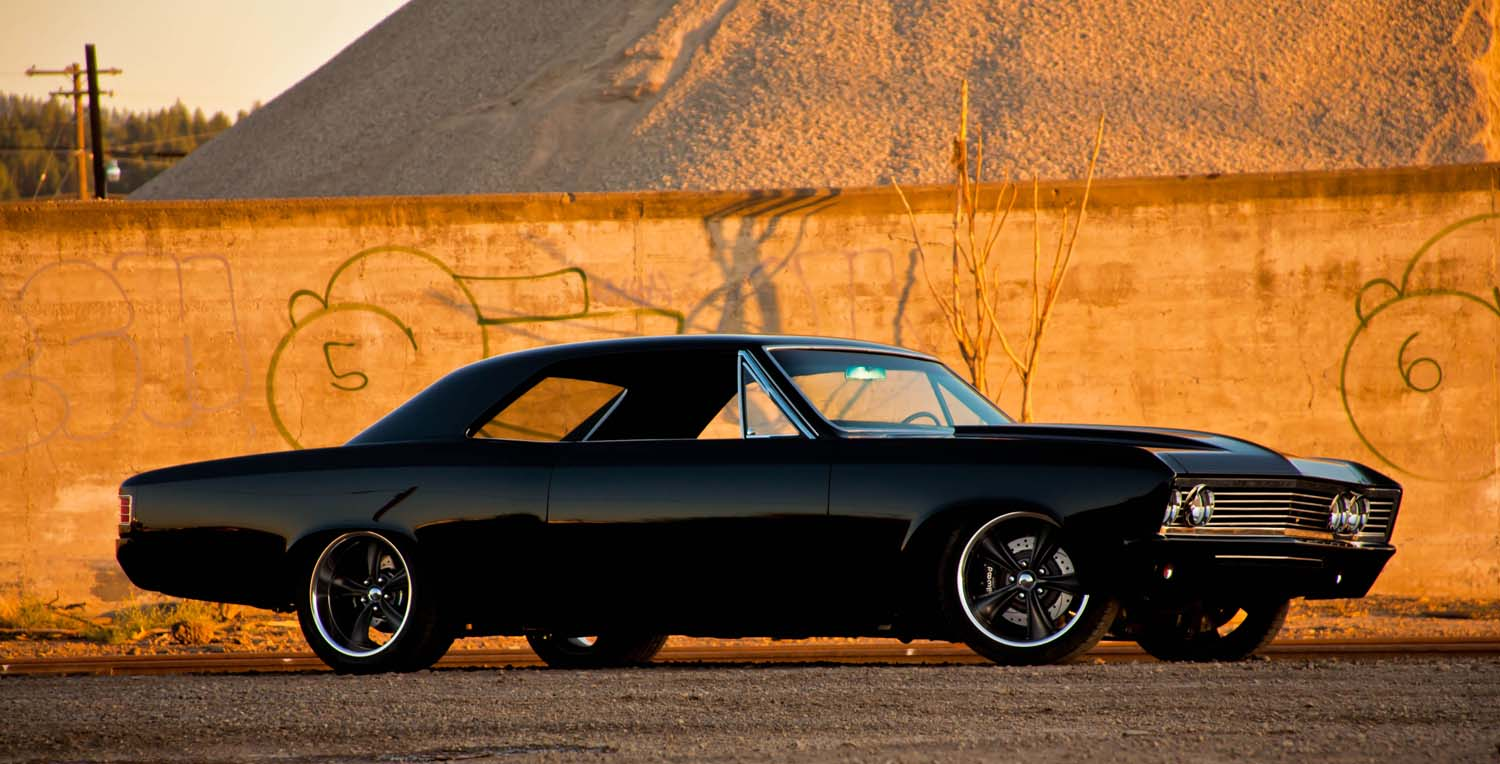 The Sickness – 1967 Chevelle SS by OCD Customs   AmcarGuide.com ...