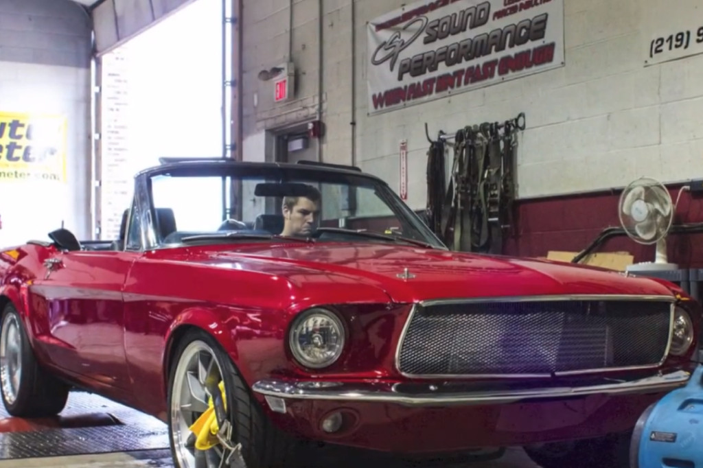 1968 Mustang With Toyata S 2jz Engine Amcarguide Com
