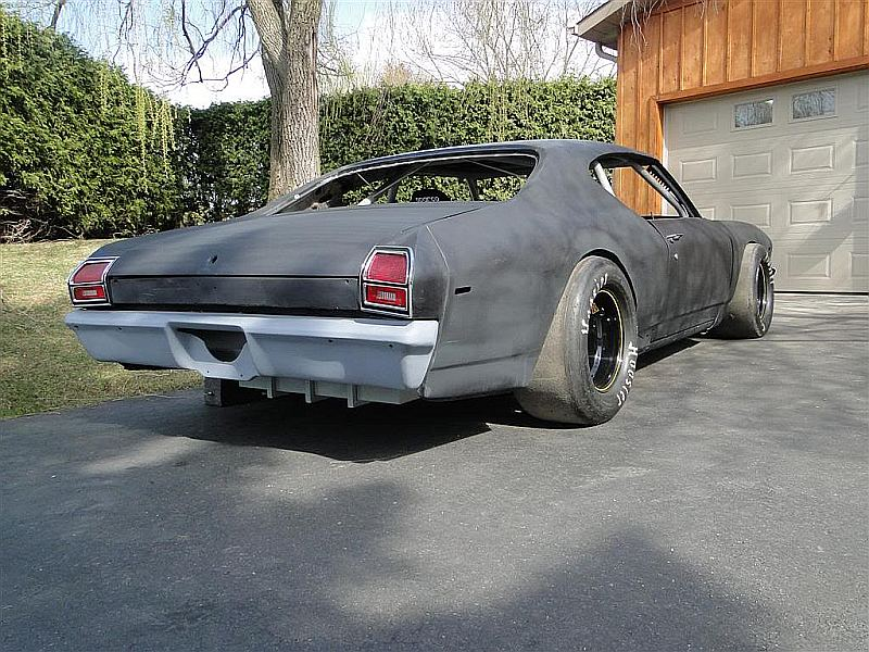 Project Build 1969 Chevy Chevelle Stock Car Amcarguide Com