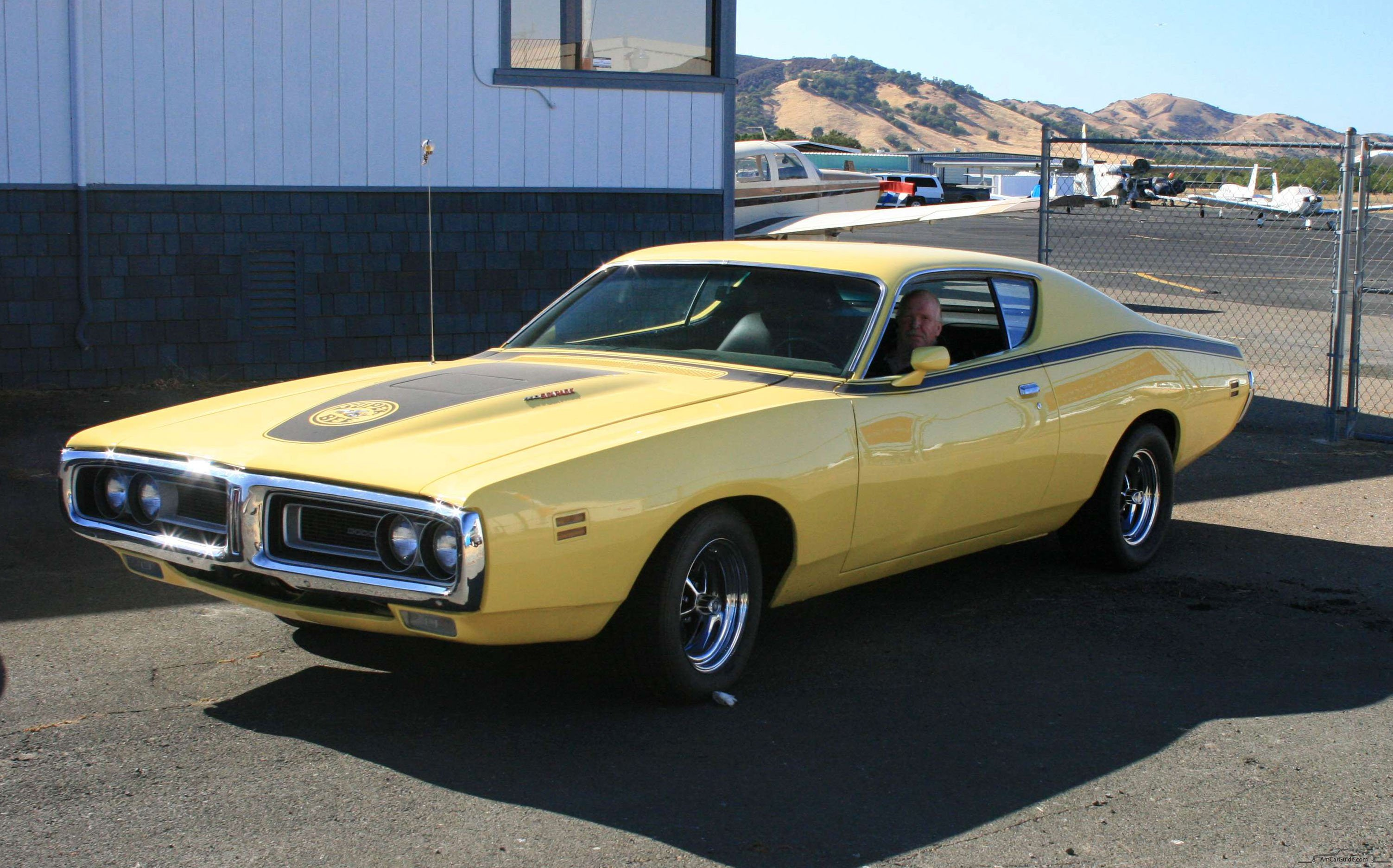 Super bee charger 1970