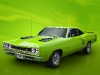 1969-dodge-coronet-super-bee-green-wallpaper