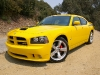 2007-dodge-charger-super-bee-yellow-front-2