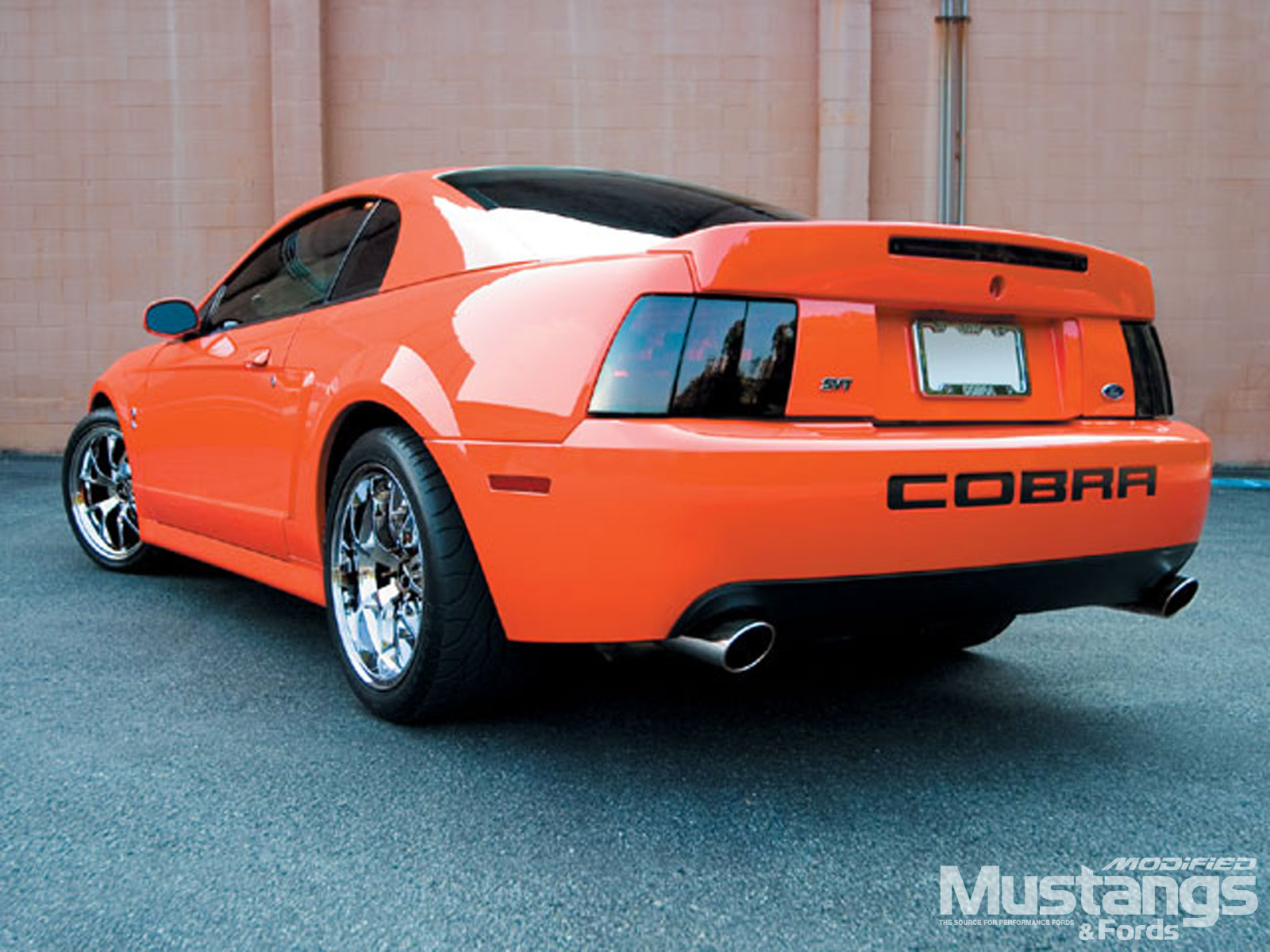 Did You Know There Was A Mustang With Independent Suspension on 2001 mustang bullitt color