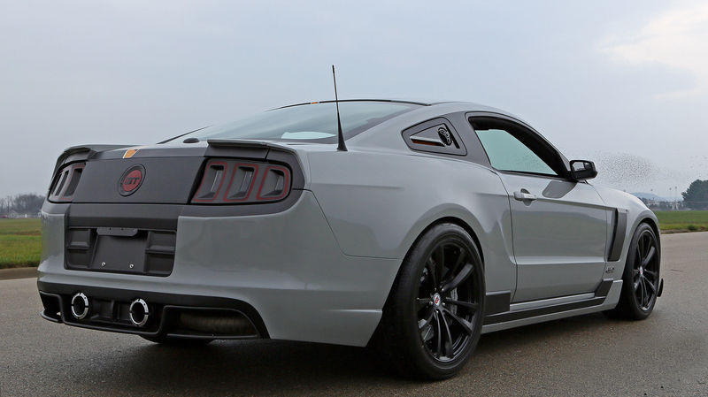 2013 Mustang Switchback By Ringbrothers Amcarguide Com