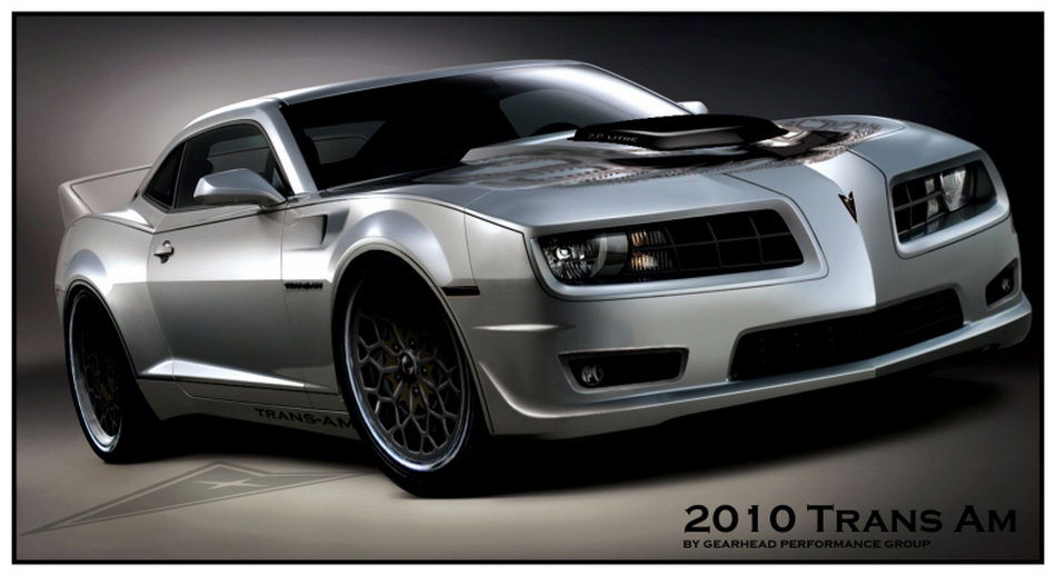 New Pontiac Trans AM