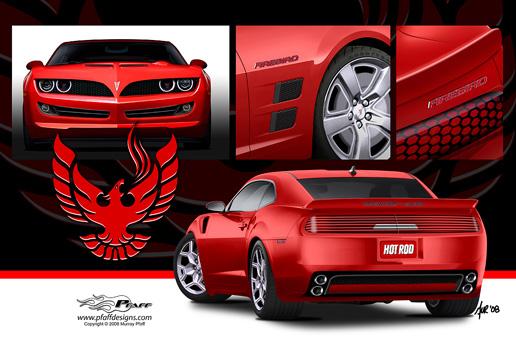 2011 Pontiac Firebird Trans Am concept