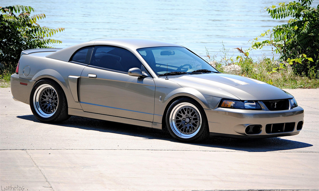 03 Terminator Mustang