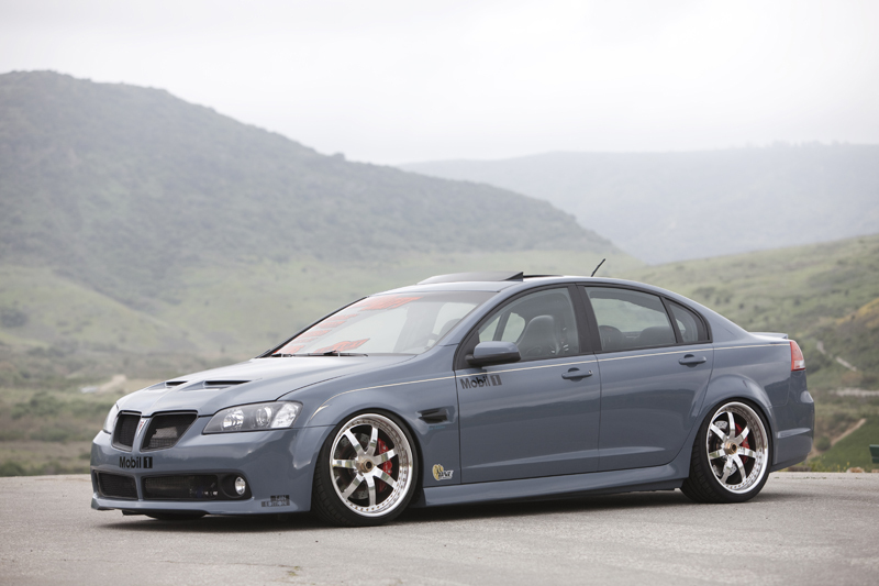 Pontiac G8 Cst By Neil Tjin Amcarguide Com American Muscle Car Guide