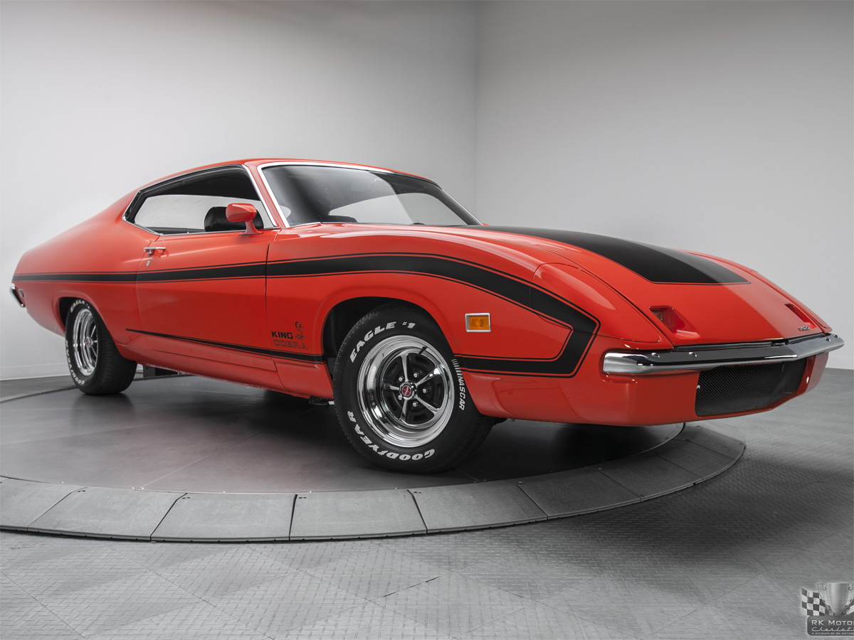 1970 Ford Torino King Cobra 429 Amcarguide Com American Muscle Car Guide