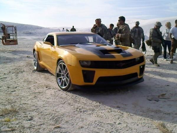 Transformers 2 Bumblebee Camaro