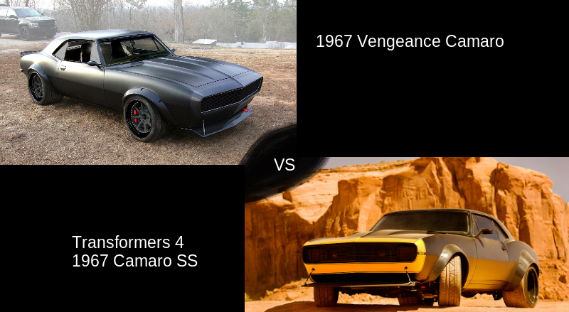 Bumblebee goes classic for Transformers 4 | AmcarGuide.com ...