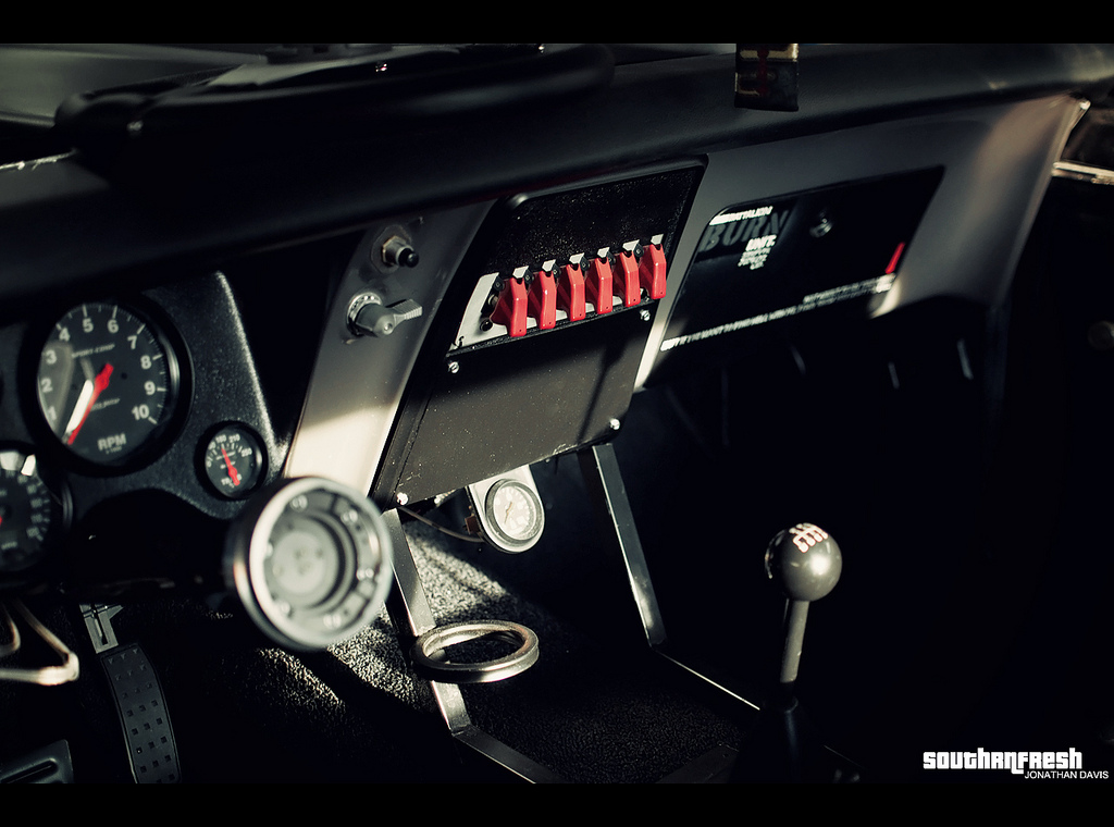 Ls7 Powered 1967 Vengeance Camaro Amcarguide Com