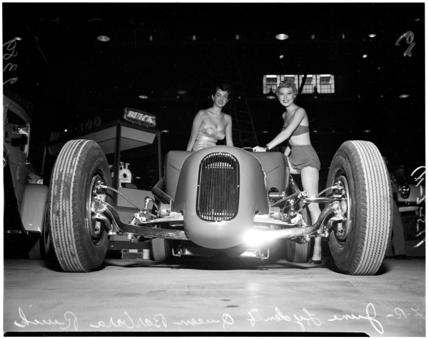 Vintage Hot Rod Photos 30