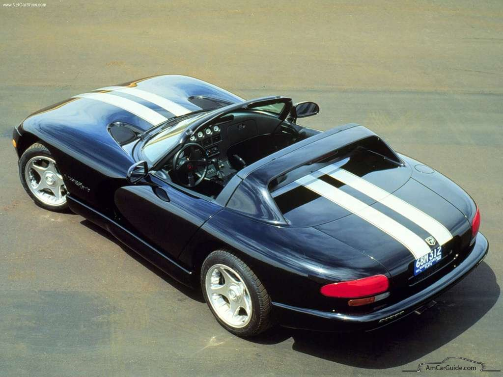 dodge viper 1996 2002 2nd generation amcarguide com american