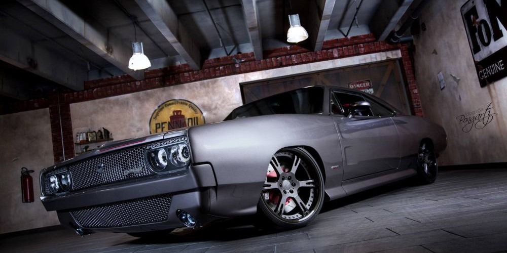 Charger With Viper S Engine Amcarguide Com American