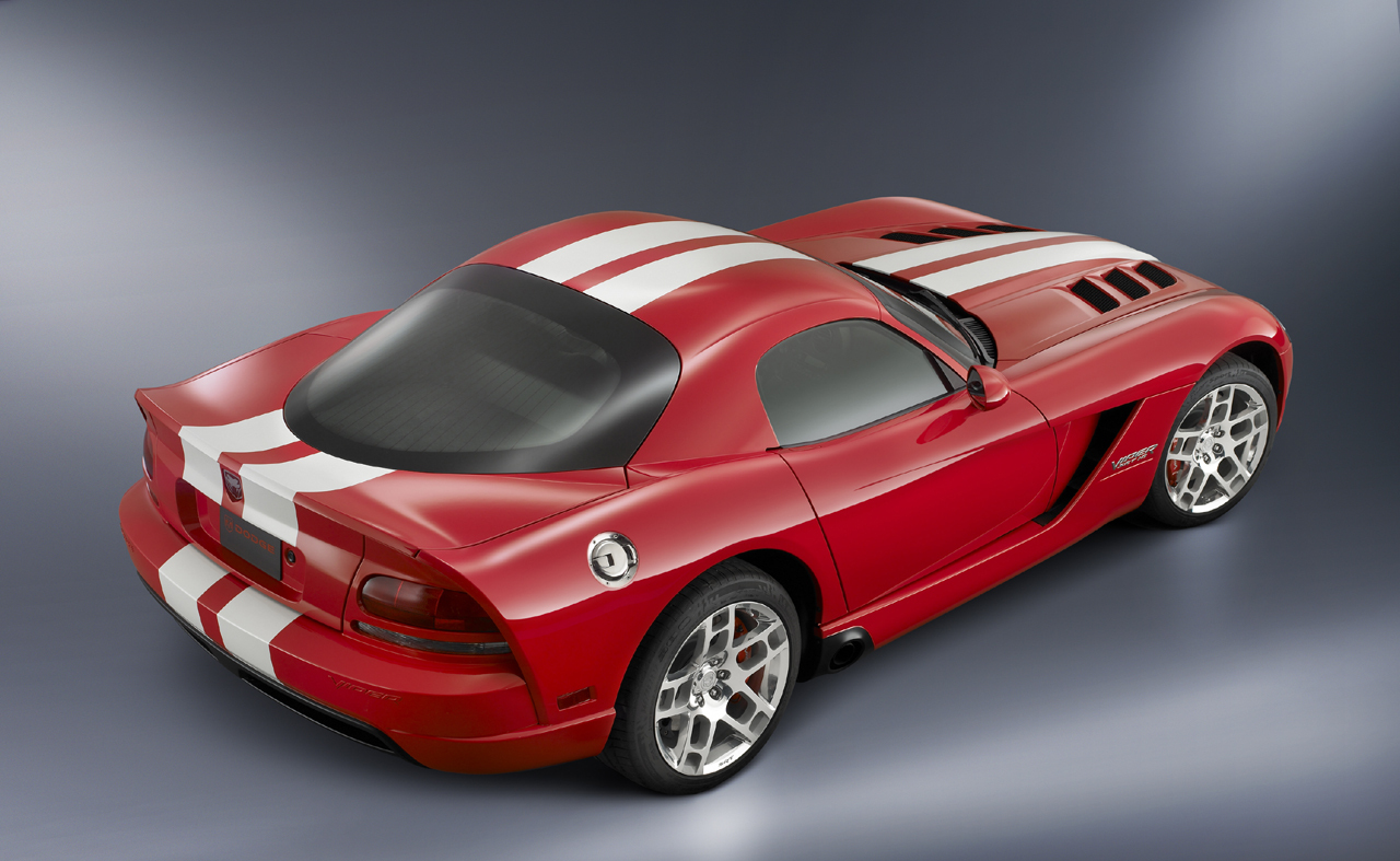 Srt10 For Sale >> Dodge Viper: RIP | AmcarGuide.com - American muscle car guide